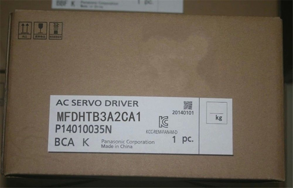 100% NEW PANASONIC AC Servo drive MFDHTB3A2CA1 in box